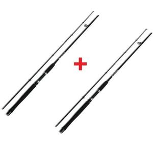 Prut NGT Carp Stalker Rod 8ft 2,00lb black 1+1