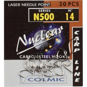 Háček Colmic Nuclear N500 20ks Velikost 12