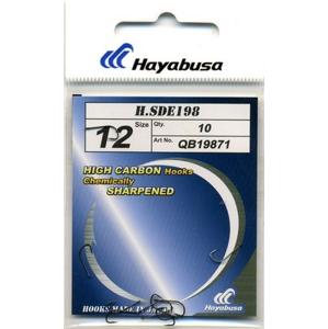 Háček Hayabusa Hooks Model 198 10ks Velikost 8