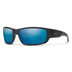 Brýle Smith Optics Survey Matte Black Polar Blue Mirror