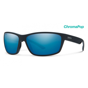 Brýle Smith Optics Redmond Matte Black Polar Blue Mirror