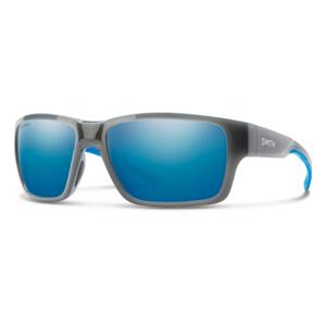 Brýle Smith Optics Outback Cloud Grey Fade Polar Blue Mirror