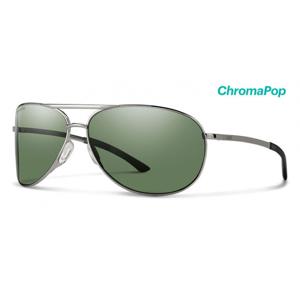 Brýle Smith Optics Serpico 2 Gunmetal Polar Gray Green