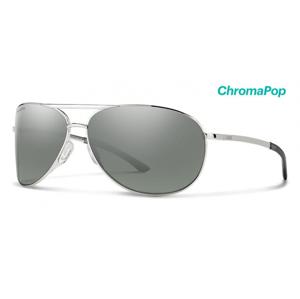 Brýle Smith Optics Serpico 2 Silver Polar Platinum
