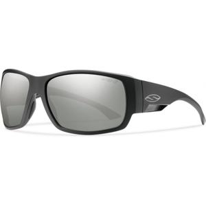Brýle Smith Optics Dockside Matte Black Polar Platinum
