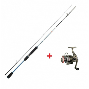 Prut Garbolino Sprint Lure 2,4m 10-30gr + Naviják Giants Fishing SPX 3000 FD