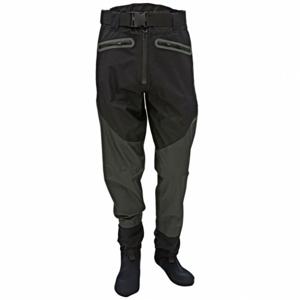 Brodící Kalhoty Effzett Breathable Waist Wader with Stocking Foot Velikost XL