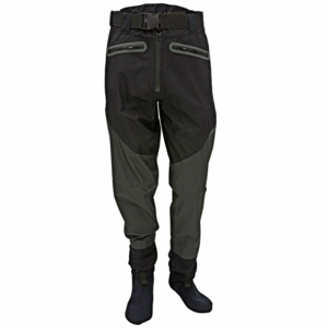 Brodící Kalhoty Effzett Breathable Waist Wader with Stocking Foot Velikost M