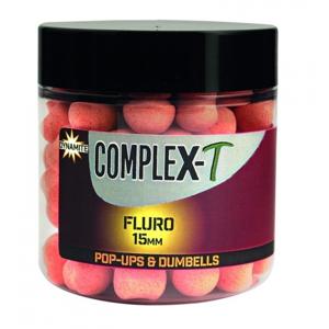 Plovoucí Boilies Dynamite Baits Fluoro Pop-Up Complex-T 15mm