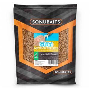 Feederové Pelety Sonubaits F1 Stiki Method Pellets 4mm 650gr
