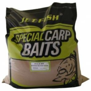 Boilie Mix JetFish 5kg Žlutý Impuls