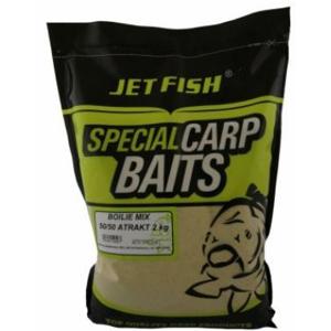 Boilie Mix JetFish 2kg Žlutý Impuls