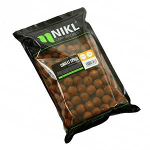 Boilie Nikl Economic Feed Boilies Chilli Spice 24mm 1kg