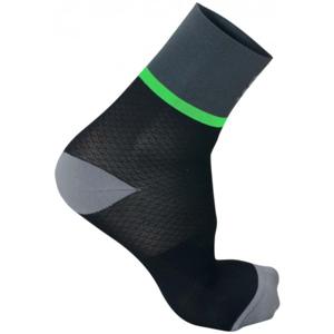 Sportful GIARA 15 SOCK zelená M/L - Cyklistické ponožky