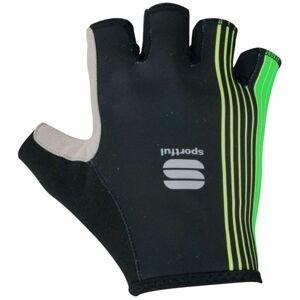 Sportful BODYFIT PRO GLOVE žlutá XL - Cyklistické rukavice