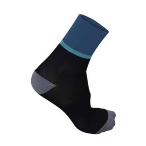 Sportful GIARA 15 SOCK modrá M/L - Cyklistické ponožky