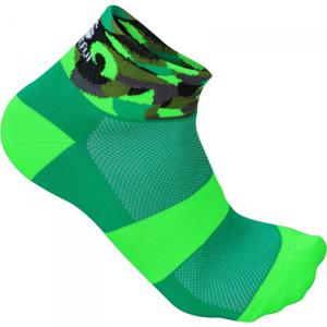 Sportful PRIMAVERA W 3 SOCK zelená L/XL - Dámské cyklistické ponožky