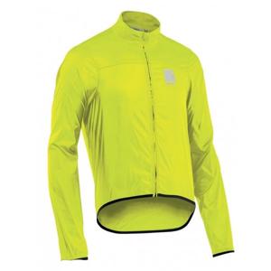 Northwave BREEZE 2 JACKET žlutá XL - Cyklistická bunda