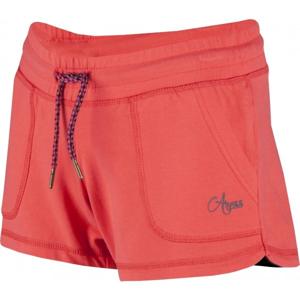 Aress KARIN oranžová 164-170 - Dívčí sportovní šortky