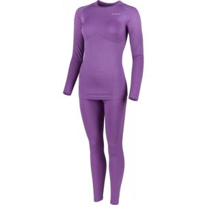 Arcore WILMA fialová XL - Dámské funkční termoprádlo