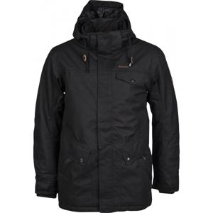 Carra VADRET černá M - Pánská zimní bunda
