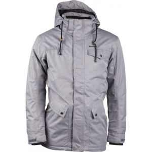 Carra VADRET šedá M - Pánská zimní bunda