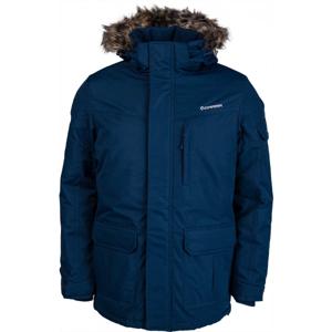 Carra OVIEDO modrá XL - Pánská zimní bunda