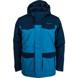 Carra BEN modrá M - Pánská lyžařská bunda