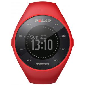 POLAR M200 červená NS - Sportovní hodinky s GPS
