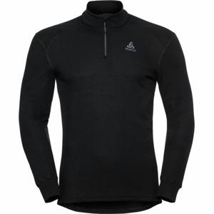 Odlo WARM SHIRT I S TURTLE NECK černá L - Pánské technické spodní triko