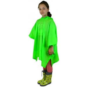Pidilidi PONCHO zelená UNI - Dětská pláštěnka