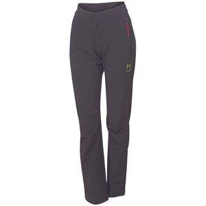 Karpos JELO W PANT tmavě šedá 40 - Dámské kalhoty
