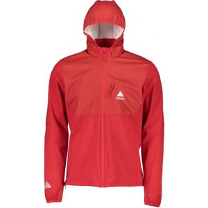 Maloja SILUM M červená XL - Pánská bunda