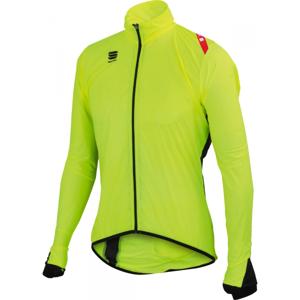 Sportful HOTPACK 5 žlutá M - Pánská bunda