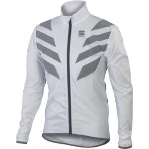 Sportful REFLEX JACKET bílá L - Unisex bunda