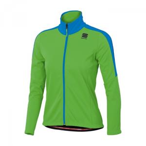 Sportful TEAM JCK JR zelená 8 - Dětská bunda