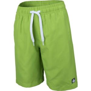 Aress AARON světle zelená 116-122 - Chlapecké šortky