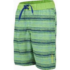 Aress ABOT světle zelená 128-134 - Chlapecké šortky