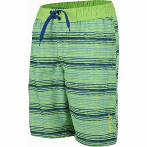 Aress ABOT světle zelená 152-158 - Chlapecké šortky