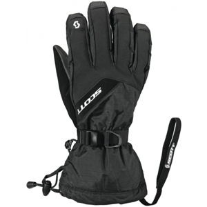 Scott ULTIMATE HYBRID MEN černá S - Pánské lyžařské rukavice