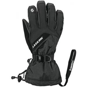 Scott ULTIMATE HYBRID MEN černá M - Pánské lyžařské rukavice