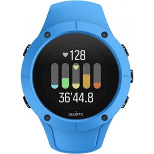 Suunto SPARTAN TRAINER WRIST HR modrá NS - Lehké multisportovní hodinky s GPS