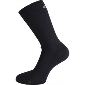 Ulvang SUPER PONOZKY černá 33x34 - Ponožky