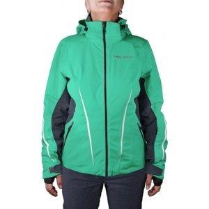 Diel BIANKA zelená 40 - Dámská sjezdová bunda