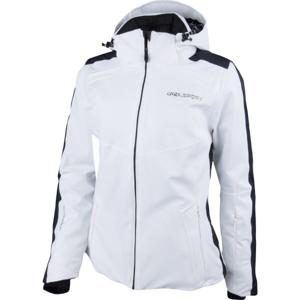Diel BRENDA bílá 44 - Dámská sjezdová bunda