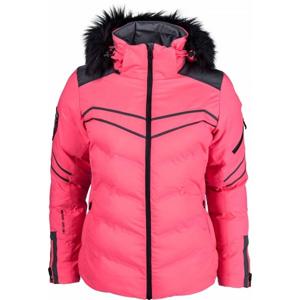 Diel DIANA růžová 42 - Dámská zimní bunda