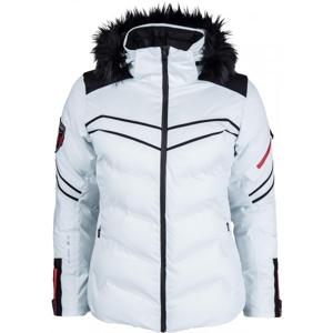 Diel DIANA bílá 42 - Dámská zimní bunda