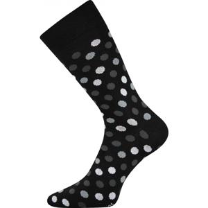 Boma PATTE 007 černá 39 - 42 - Ponožky
