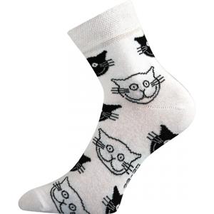 Boma PATTE 011 bílá 43 - 46 - Ponožky
