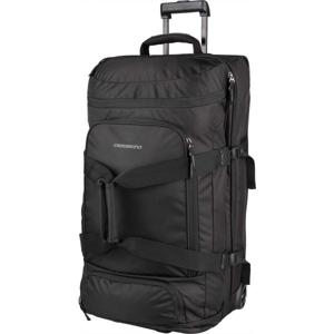 Crossroad TRANSIT 110 černá NS - Cestovní taška na kolečkách - Crossroad
